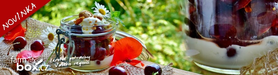 Lahodné jogurty z farmy Sokol