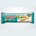 Trubičky Alaska - mléčné 15g