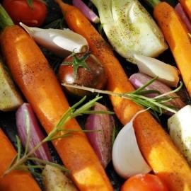 Grilovaná zelenina 70g