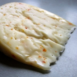 Polotvrdý sýr - chilli cca. 150g