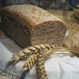 Chléb vícezrnný s dýní Hokkaido 400g