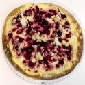 Malinový koláč