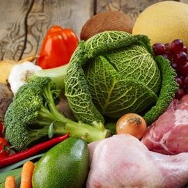 BIO zeleninovo masový box fbx