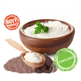 Jogurt z Rampuše Pravá čokoláda