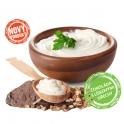 Jogurt z Rampuše Pravá čokoláda a ořechy 160g