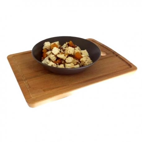 Nakládaný sýr mandle a meruňky 305g