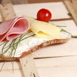 Kontinentální snídaně Farmbox