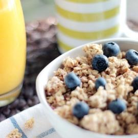 Cereální snídaně Farmbox