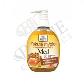 Tekuté mýdlo MED a Q10 s desinfekční přísadou 300 ml