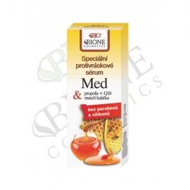 Protivráskové sérum MED a Propolis a mateří kašička