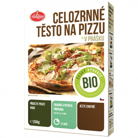 Bio těsto na pizzu 250g