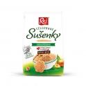 Sušenky celozrnný mix lískooříškové 190g