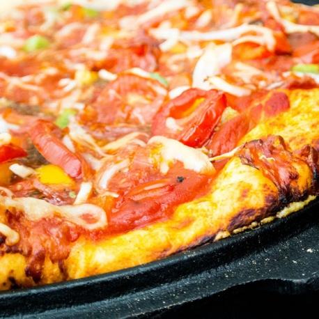 Šunková pizza
