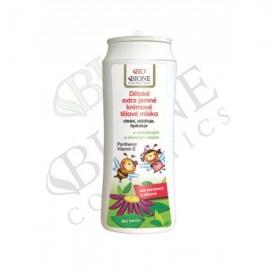Dětské jemné tělové mléko 200 ml
