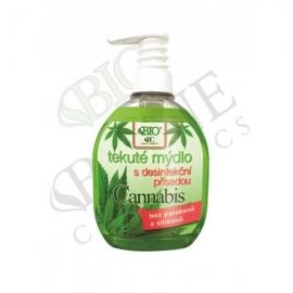 Tekuté mýdlo CANNABIS s desinfekční přísadou 300 ml