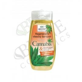 Regenerační výživný šampon CANNABIS 260 ml