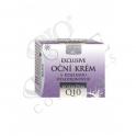 Oční pleťový krém BIO EXCLUSIVE + Q10 s kyselinou hyaluronovou 51 ml