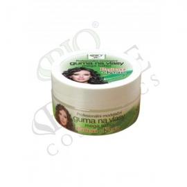 Profesionální guma na vlasy mega tužící PANTHENOL + KERATIN 150 ml