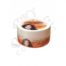 Profesionální modelační guma na vlasy extra tužící PANTHENOL + KERATIN 150 ml