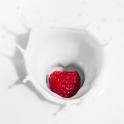 Farmářský jogurt s příchutí malina 150 g