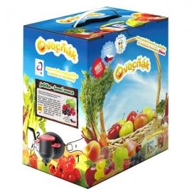 Ovocňák mošt jablko - lesní ovoce 3L