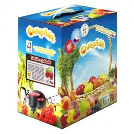 Ovocňák mošt jablko - jahoda 3L