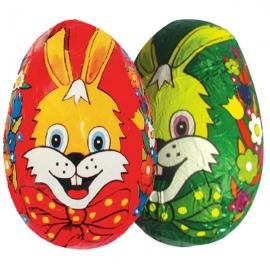 Čokoládové velikonoční vajíčko 60g