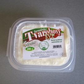 Tvarohový sýr přírodní 200g