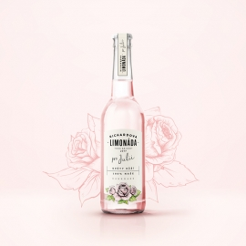 Růžová limonáda pro Julii 0,33 l
