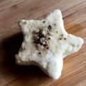 Čerstvý Hustopečský Kozí sýr 100g česnek