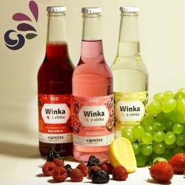 Winka pink 0,33l