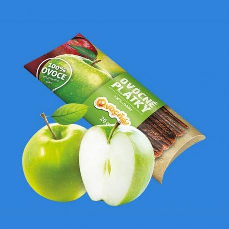 Ovocné plátky 20g - jablko