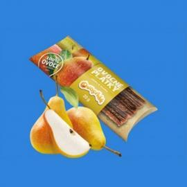 Ovocné plátky 20g - jablko, hruška