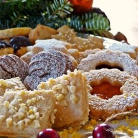 Babiččino vánoční cukroví 1 kg