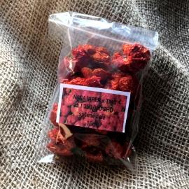 Chilli papričky sušené celé 10g (Naga Viper Pepper x TMS)