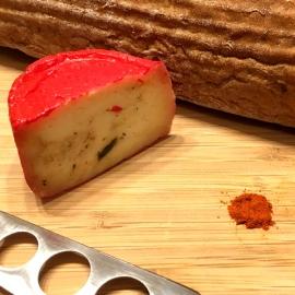 Zrající sýr Vendelín 100g spaprikou
