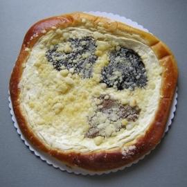 Hanácký koláč