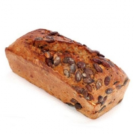 Chléb žitný s dýňovými semínky 400g