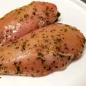 Marinovaná farmářská kuřecí prsa 0,6 kg