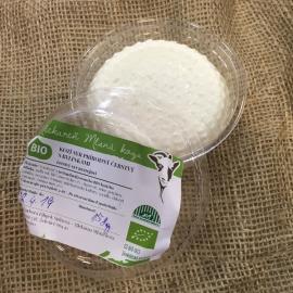 BIO Farmářský kozí sýr přírodní cca. 100g