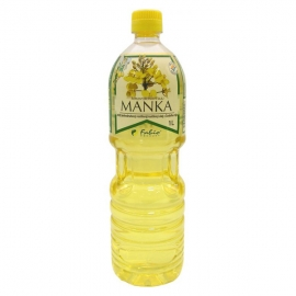 Řepkový olej Manka 1l