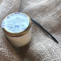 Jogurt s vanilkou 185g (sklo)