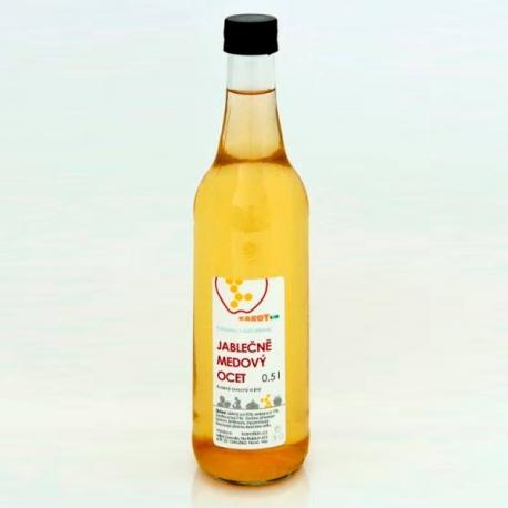 Jablečně medový ocet 0,5l