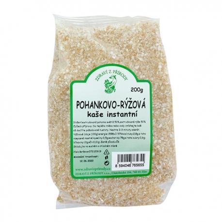 Pohankovo - rýžová kaše instantní 200g