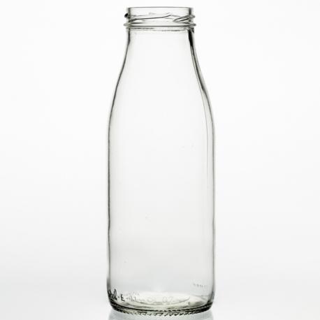 záloha láhev 0,5l - sklo (KH)