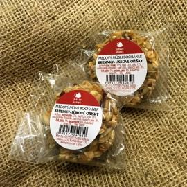 Medový müslibochánek brusinky a lískové oříšky 30g