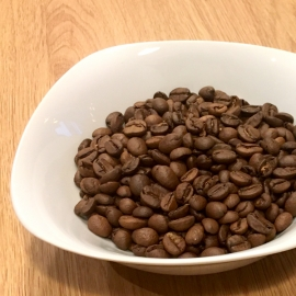 Myanmar Hopong Ho Hway (natural) káva pro presso