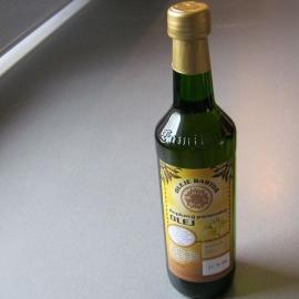 Řepkový panenský olej 500ml