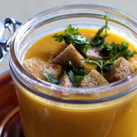 Zeleninová polévka (krém) 650g