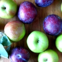 Mošt švestka s jablkem 3L